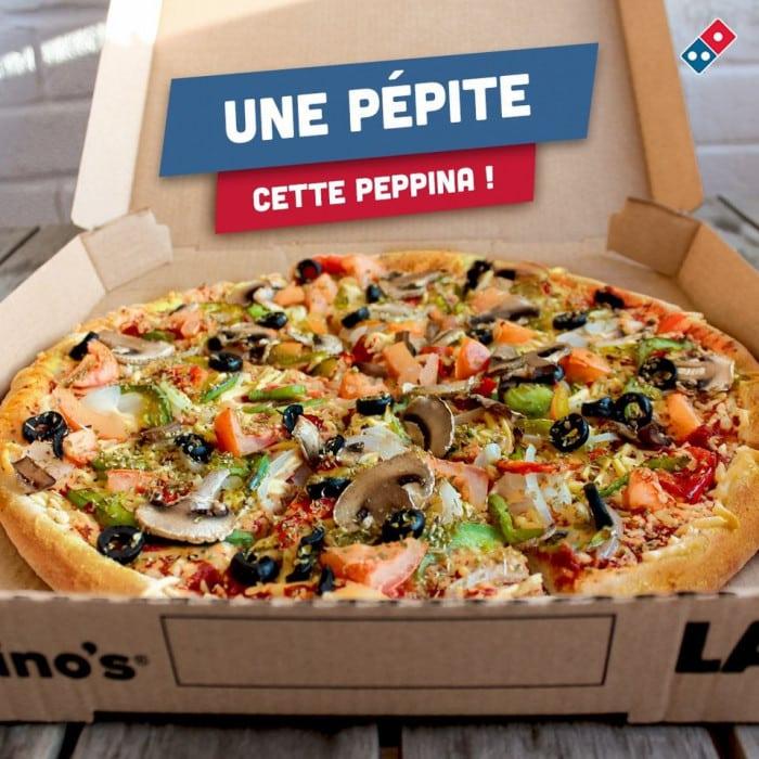 Pizza Peppina