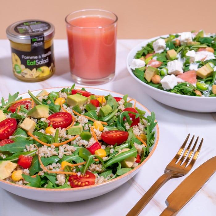 Repas Eat Salad