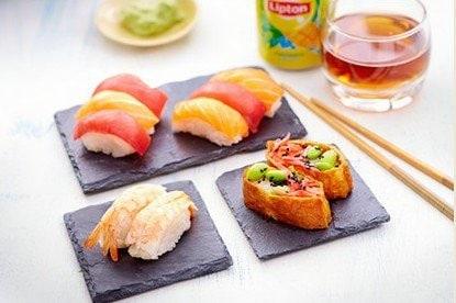 Menu Gokei Sushi