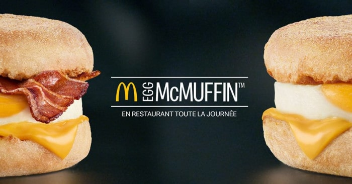 Affiche Egg McMuffin