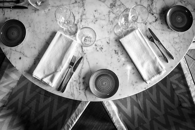 Restaurant insolite en France