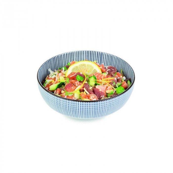 Chirashi duo mariné thon et saumon