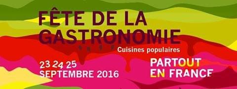 Fête de la Gastronomie en France