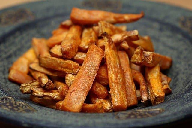 Frites : essayez ces alternatives à la pomme de terre