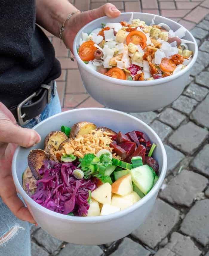 Bols de salade