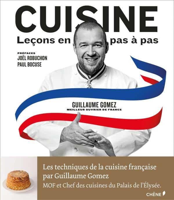 """Livre """"Cuisine, Leçons en pas à pas"""""""