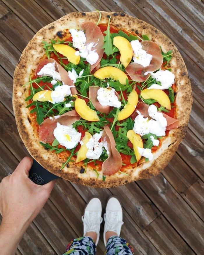 Pizza du Marché