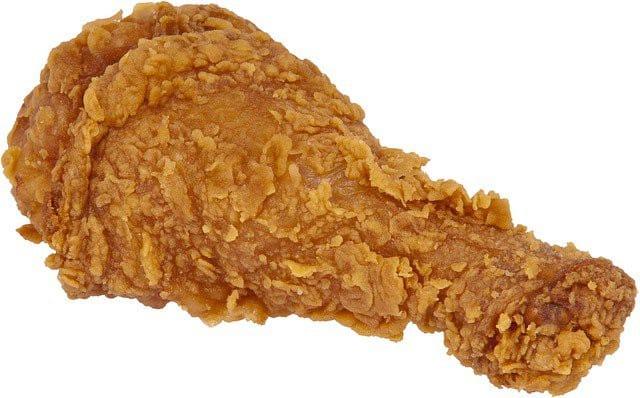 Insolite:  le poulet frit s'empare de la coque pour iPhone
