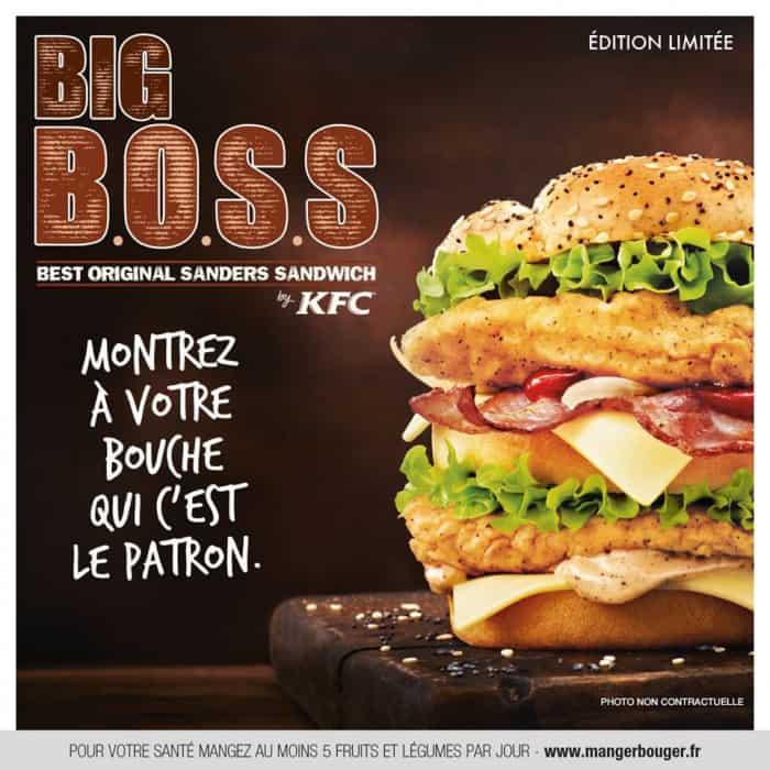 Affiche Big B.O.S.S