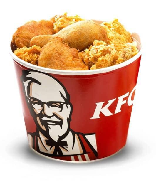 Bucket KFC