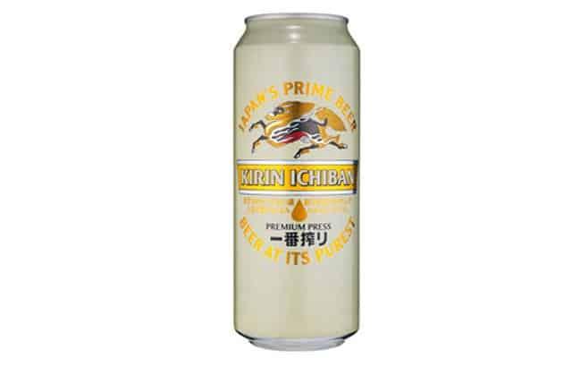 Canette de bière Kirin