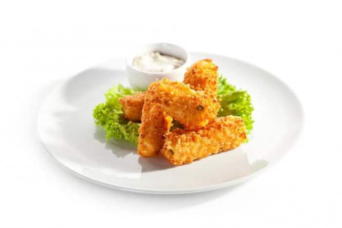 Beignets de Mozzarelle Fraîche