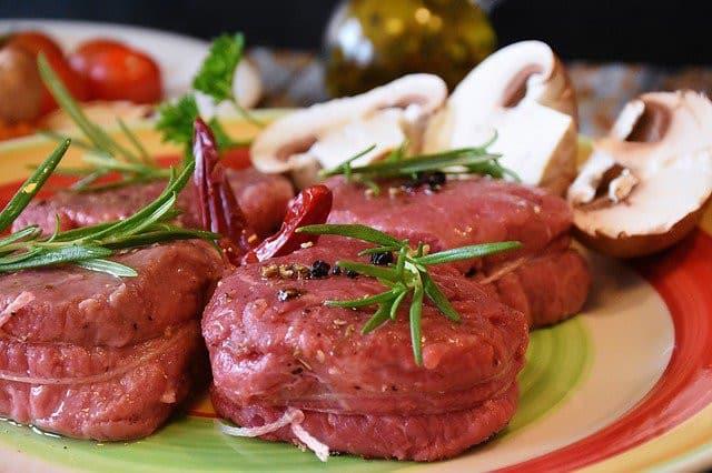 Viande et clean meat