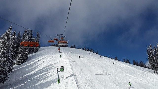 Livraison au ski