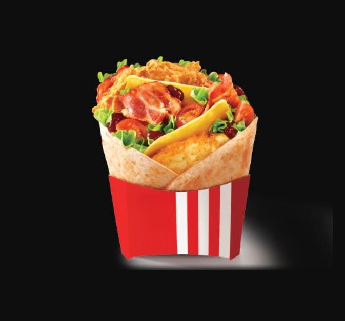 Boxmaster BBQ Bacon de KFC