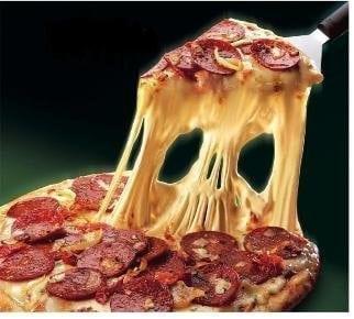 La Pizza la plus calorique du monde