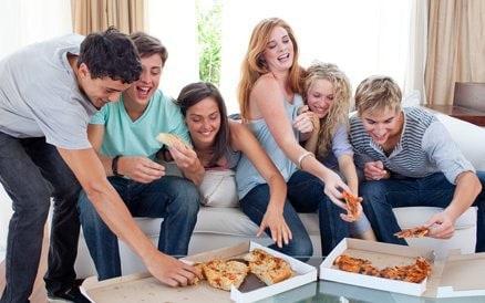 Pizza Party entre amis ou en famille