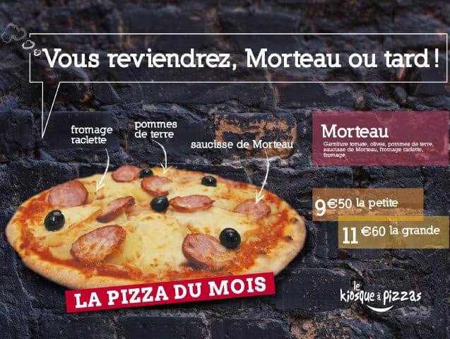 Pizza Morteau