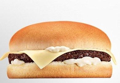 Burger sauce à la vache qui rit