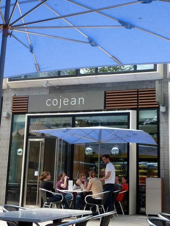 Terrasse chez Cojean