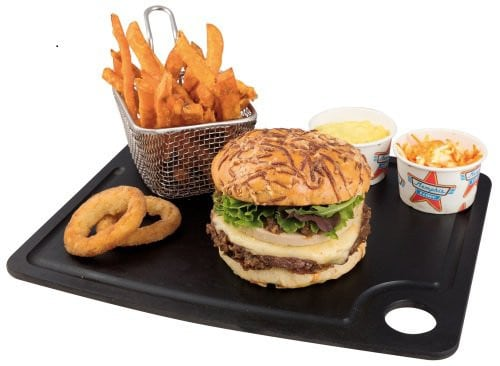 Le Celebration Burger en édition limitée chez Memphis