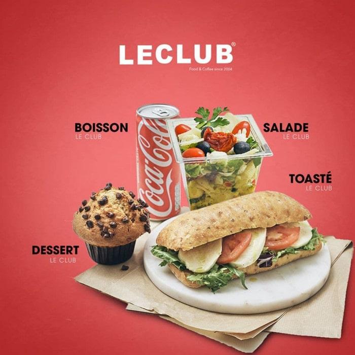 Repas au Club
