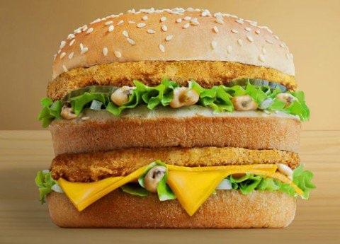 Grand Big Mac de Mc Donald's