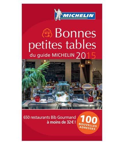 Guide Bonnes Petites Tables 2015