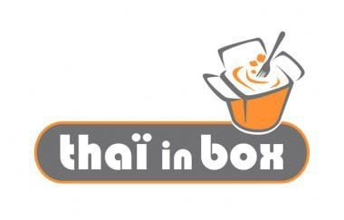 Logo Thaï in Box