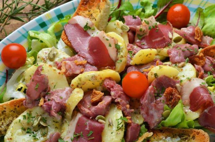 Salade La Joséphine