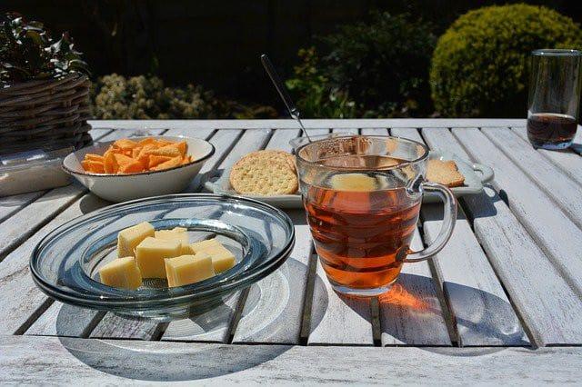 Association thé et fromage