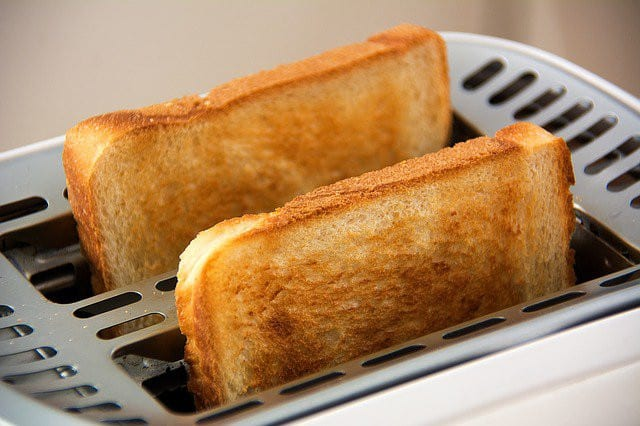 Toast sirène
