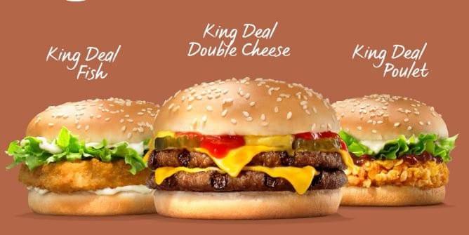 Les King Deals