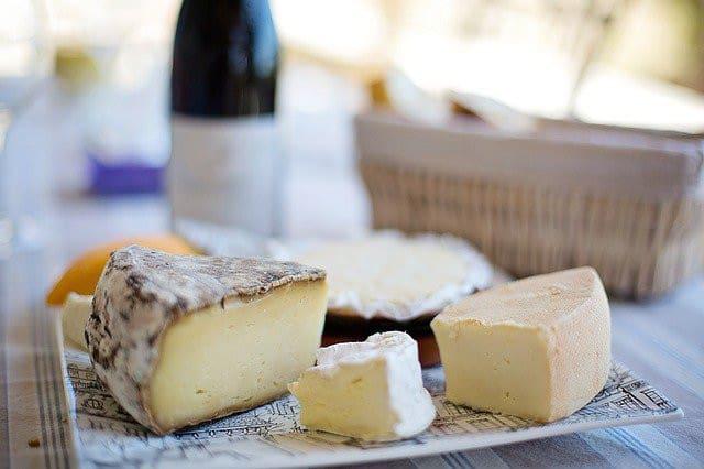 Les types de fromages
