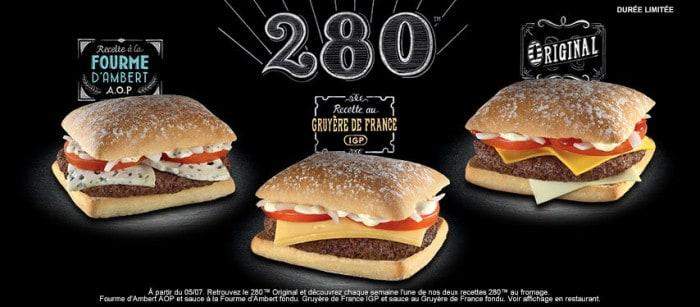 Burger 280