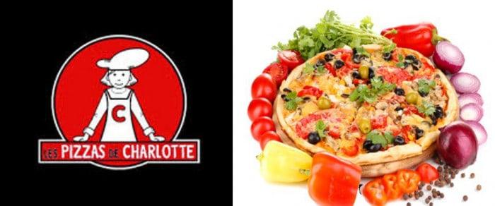Légumes et pizza