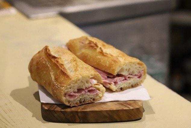 Sandwich  jambon-beurre du Petit Vendôme