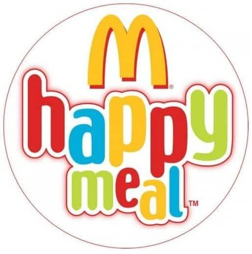 Visuel du menu Happy Meal