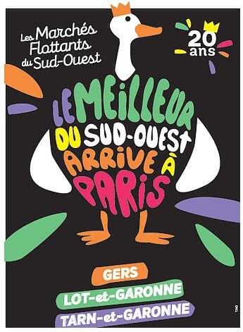 Les saveurs du Sud-Ouest à Paris du 20 au 22 septembre