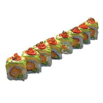 Tempura Dragon Roll