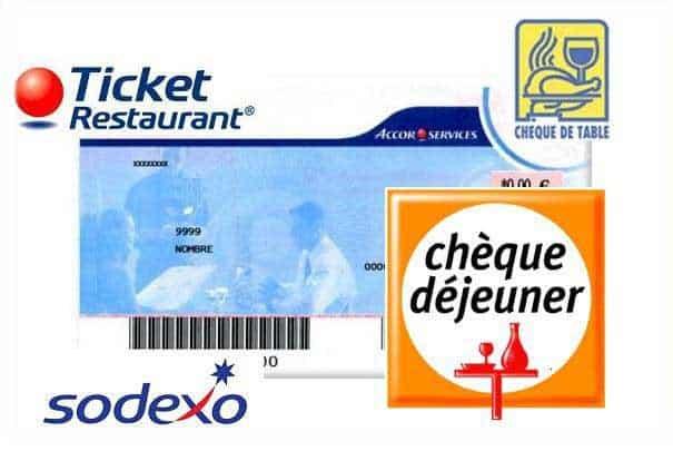 Ticket Restaurant Sodexo