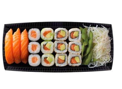 Lunch box D Sushi Shop
