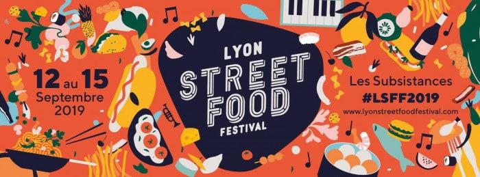 Lyon Street Food Festival du 12 au 15 septembre