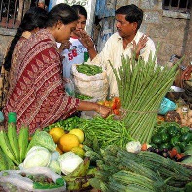 Les légumes à feuilles