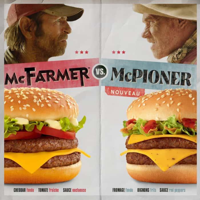McFarmer Vs McPioner