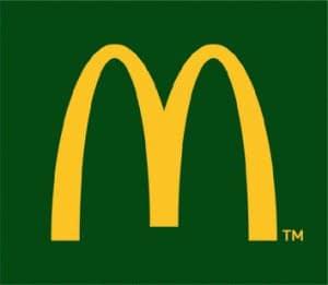 Logo de Mc Donald's