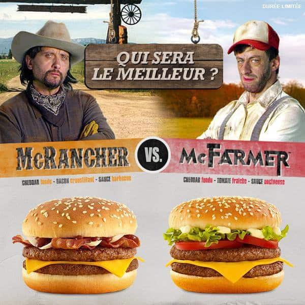 McRancher Vs McFarmer