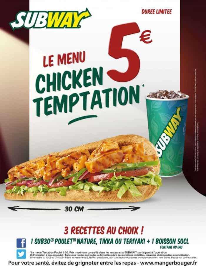 Chicken Temptation