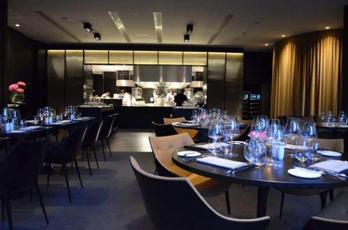 The Restaurant en Belgique