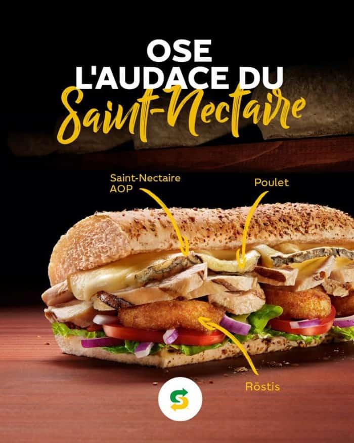 Sub Saint-Nectaire